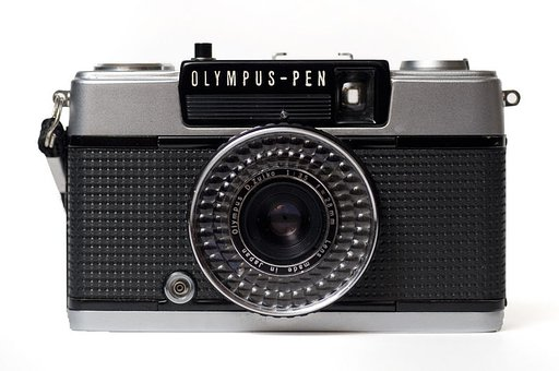 Olympus Pen EE-3: The Pen-o-tastic Half-Frame Camera