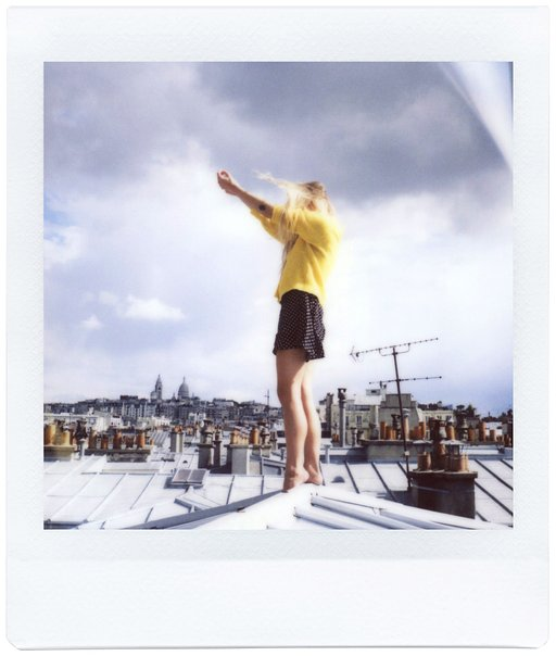 Chasing Sunshine with the Lomo'Instant Square