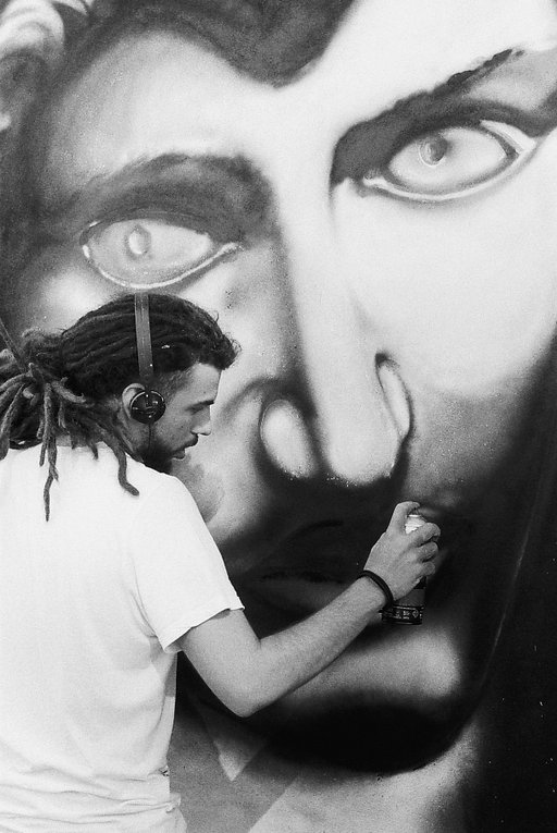 Happenings on Film: Graffiti Contest for Expo 2015
