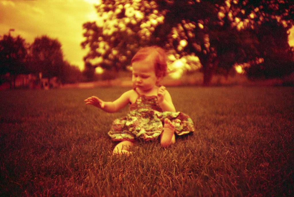 Some Tips on Going Redscale