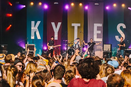 Indie meets Electropop: Kytes on Tour 2016