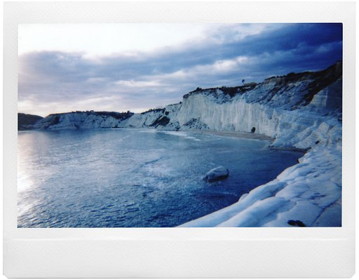 Luca's Postcards: Sicily with Lomo'Instant Wide
