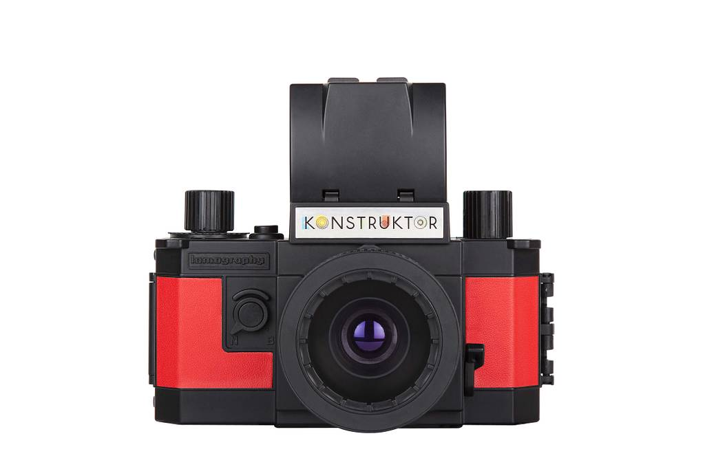 Introducing The Konstruktor: The World's First 35mm Do-it-Yourself SLR Camera