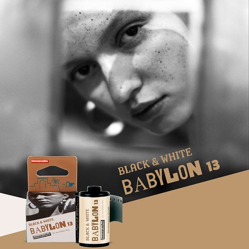 Get Cinematic with Our Latest B&W Baby, the Babylon Kino!