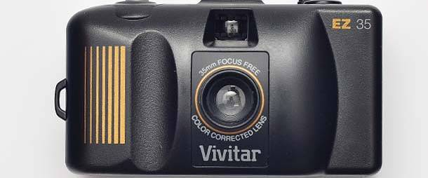 Vivitar EZ35: A Day and Night Camera