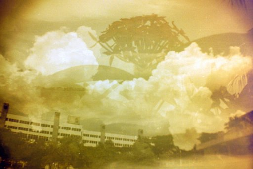 A Latecomer's Review on Lomography RedScale 100 35mm