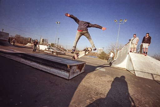 Go Skateboarding with Lomography and the Berrics: Winners Announcement!