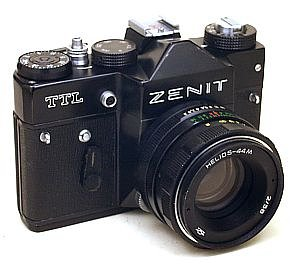 Zenit TTL - The Teddy Bear Tank