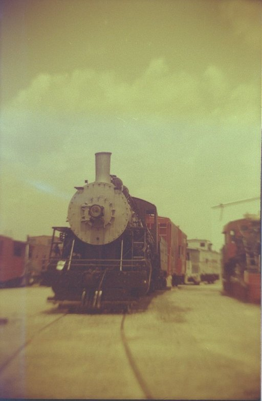 Lomographer Moving to Minnesota!  The train is leaving!