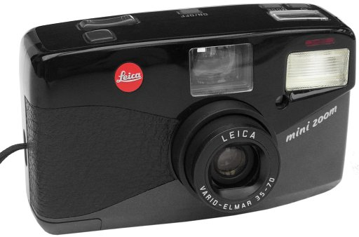 Lomopedia: Leica Mini Zoom
