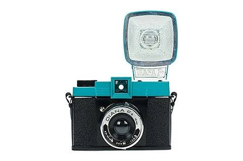 Lomography Diana F+ - Staff Review