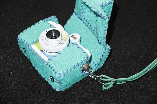 Make a DIY Felt Bag for the La Sardina!