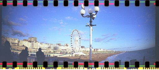Perfect Combination: Fuji Superia 200 and the Sprocket Rocket