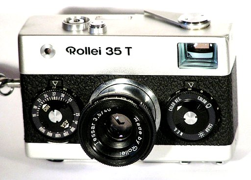 Rollei 35T Pocket Size Camera
