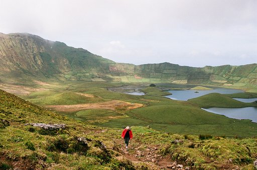 Around the World in Analogue: The Azores