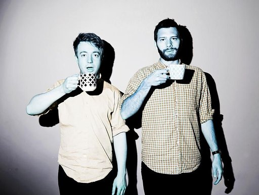 Mount Kimbie: The Electronic duo visits Vienna