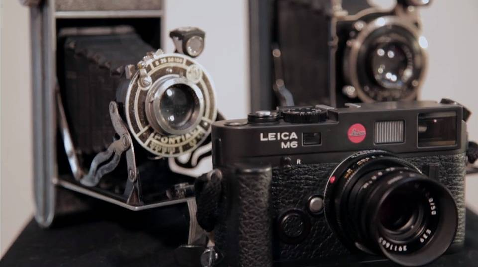 The Place of Analogue Photography in This World Today
