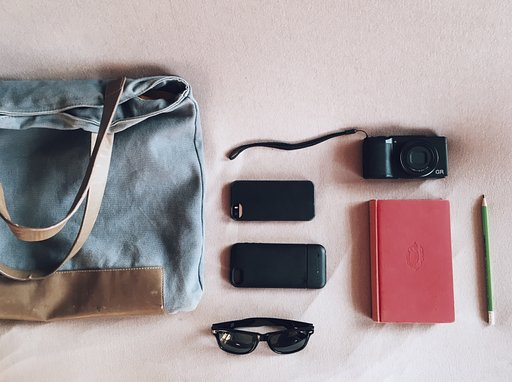 Matthew Wylie: What's In Your Bag?