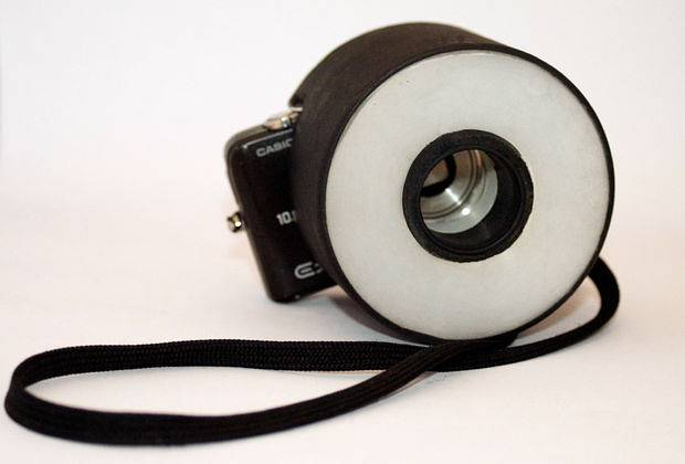 Make Your Own DIY Ring Flash for Your Point and Shoot Camera!