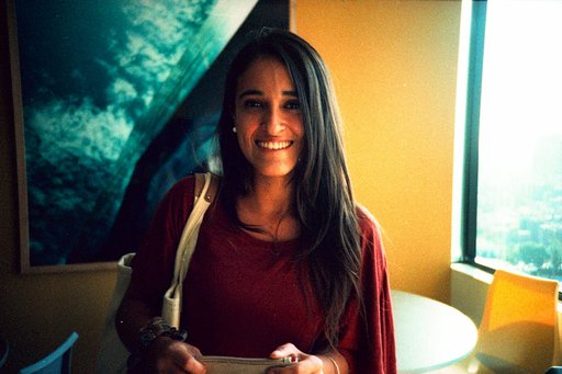 Lomographer for a Day: Andrea S