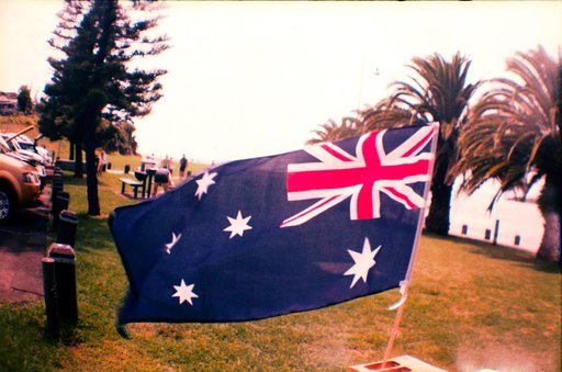 The Land Down Under: Australia Day on the NSW South Coast!