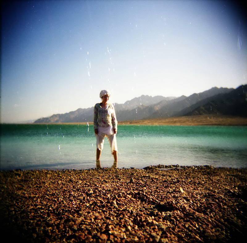 My lomostory: I'm Here Because of My Girlfriend!