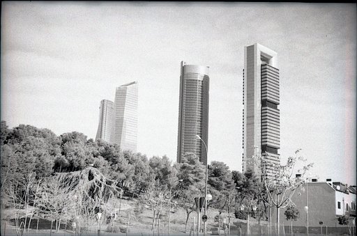The Four Towers