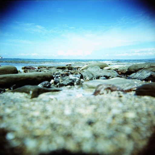 Perfect Combination: Holga and Kodak Ektachrome 100 GX