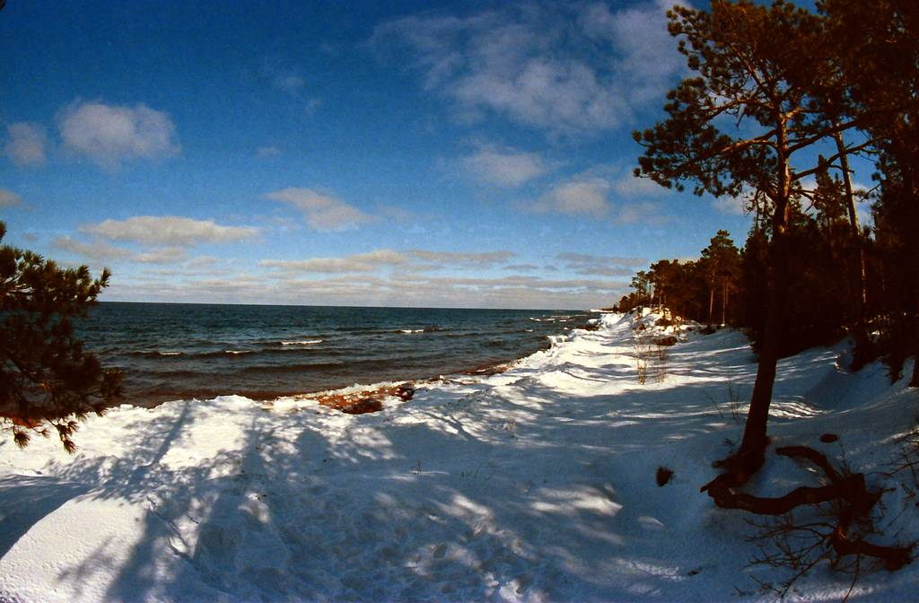 Copper Harbor: The Land at the End of the Road