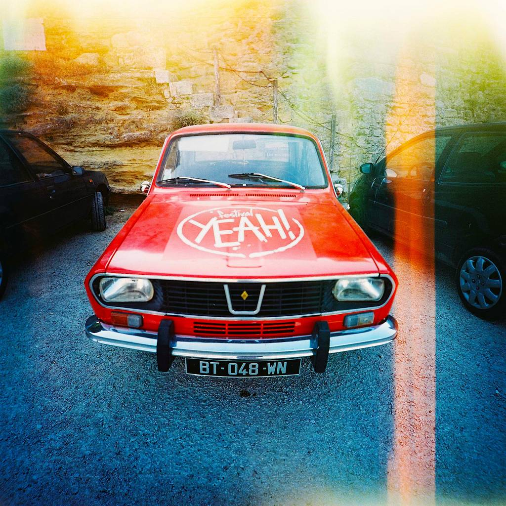 LomoAmigo : Ethel Chauvin at the YEAH! festival with the LC-A 120