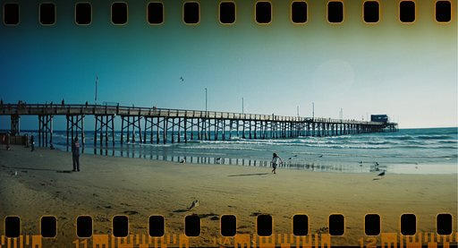 California Dreams: The Newport Beach Film Festival LomoKino Movie Rumble