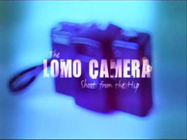 A BBC Documentary: The Lomo Camera, Shoot from the Hip