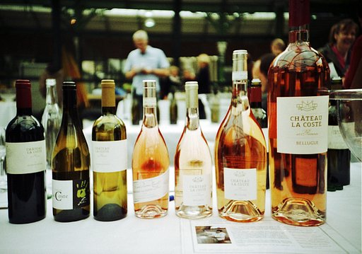 Natural Wine Fair at Borough Market