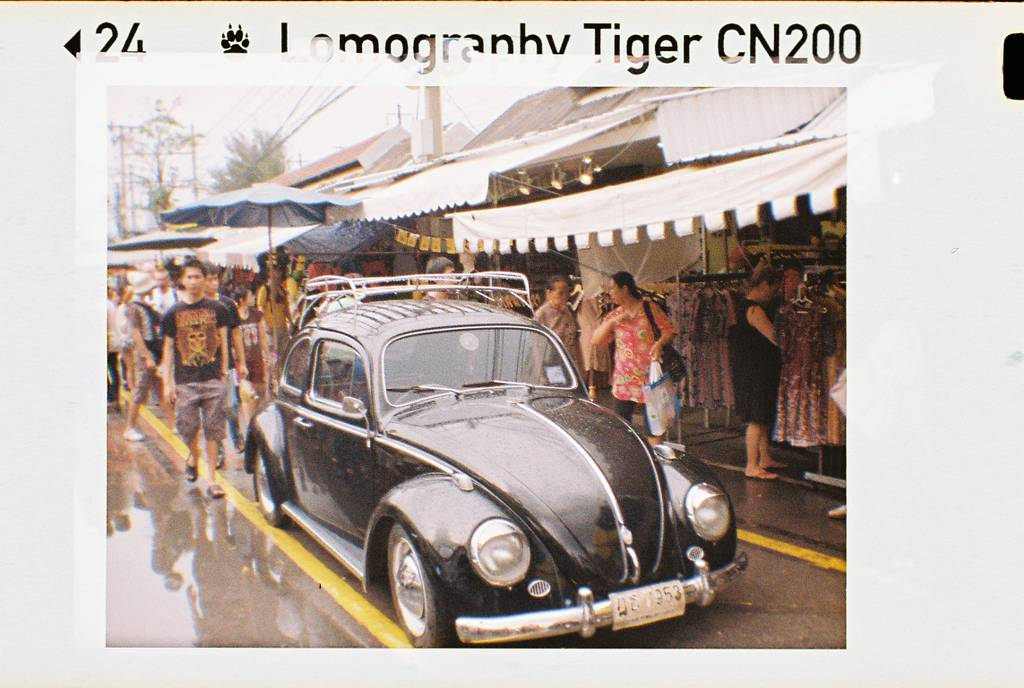 The Lomography Color Tiger 200 for Handy Analogue Photography