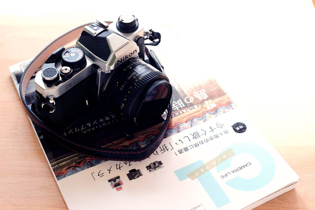 Nikon FM2: Awesome Camera and No Batteries Required