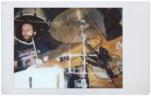 Adrian Dutt of Spectres Doubles Up With The Lomo'Instant Automat