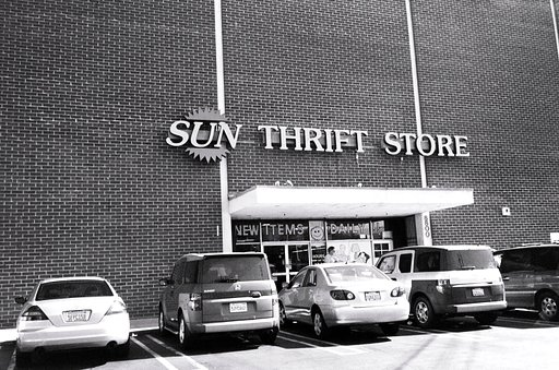 Sun Thrift Store: Possibly the Greatest Thrift Store in the World!