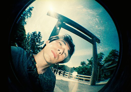 My First Date with the Diana F+: @akabee