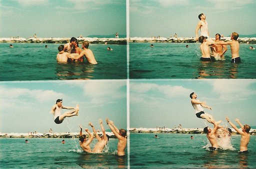 Action-Packed Snapshots Taken with the Lomography Multilens Cameras Winners