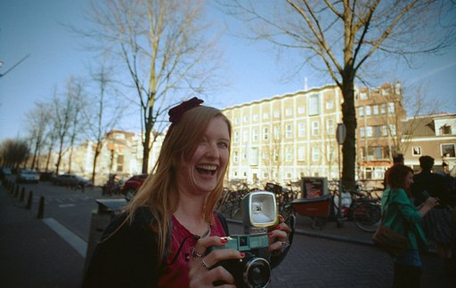 A Week at the Lomography Gallery Store Amsterdam