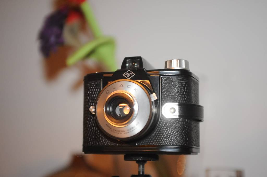 Tha Agfa Clack: A Real Vintage no Fuss Point and Shooter