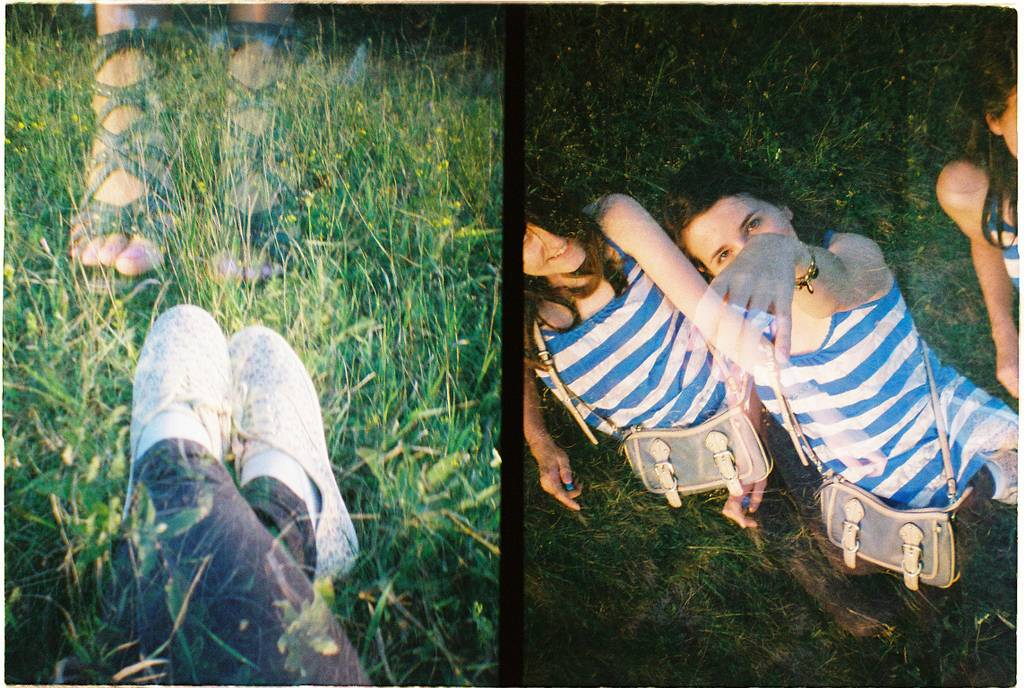 Love at First Lomo: Falling in Love with Diana Mini