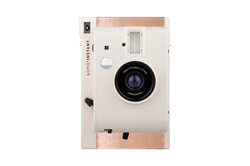 Take a shine to the shiny new Lomo'Instant Mumbai!