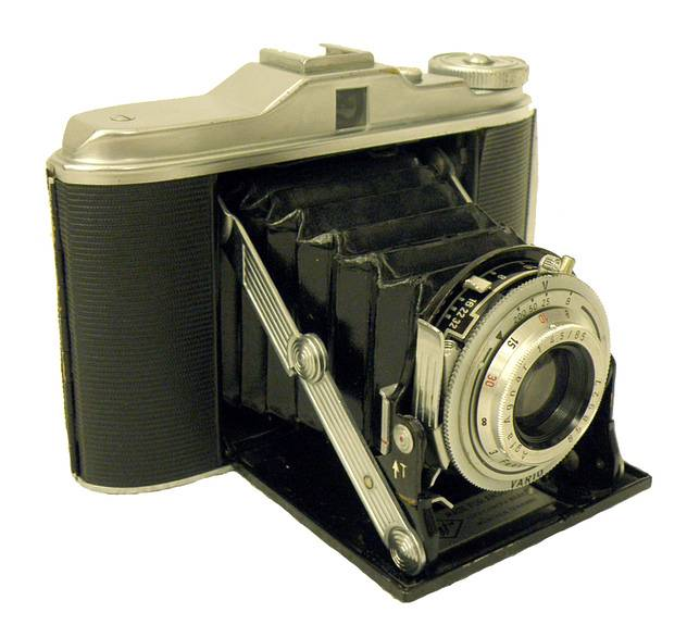 The Ansco Speedex 4.5 Special