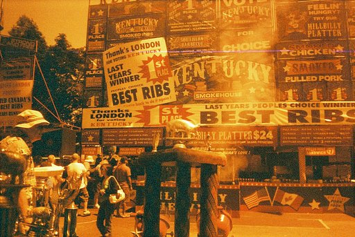 Summer Festivals in Film: Ontario's Ribfest