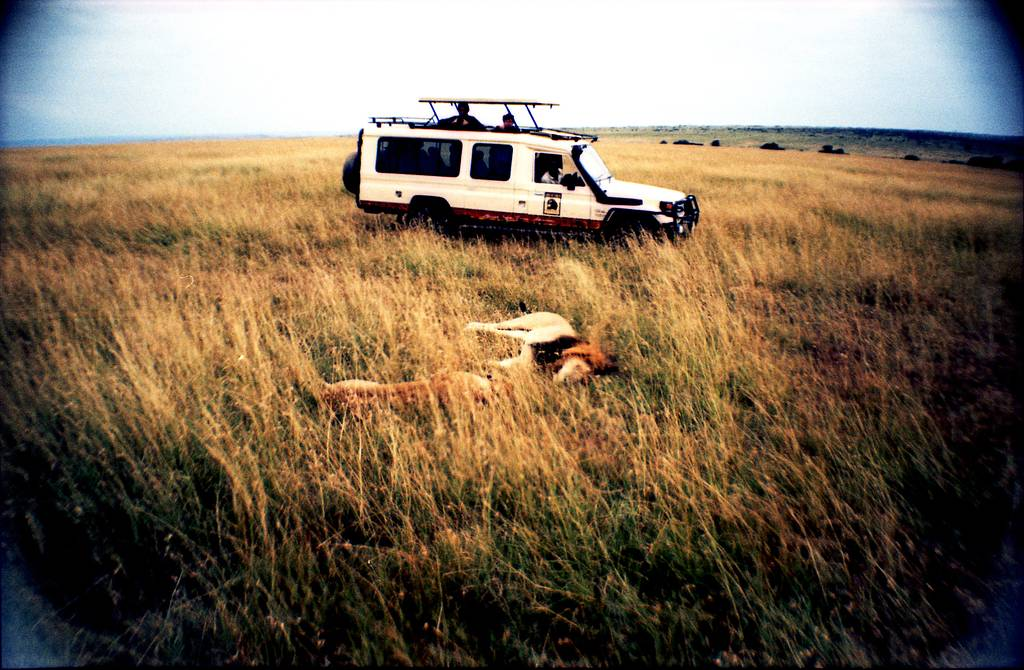 Lomographer for a Day: Valva at Kenya