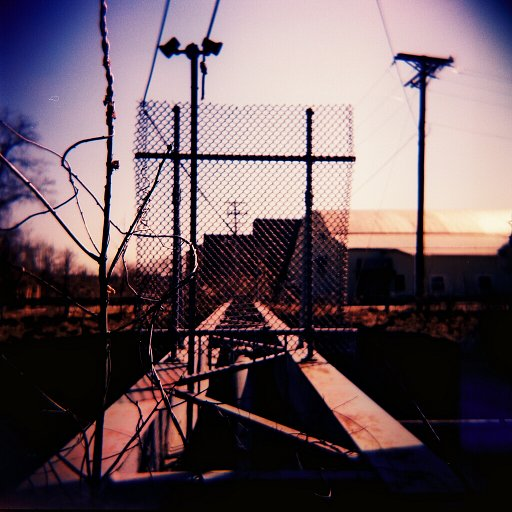 New XPRO Lomographs from my Holga120!