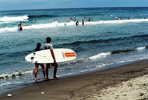 Surfing 'til Summer Ends in La Union