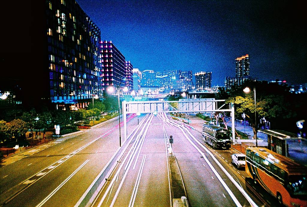 Lomo LC-A+: Your Day and Night Camera
