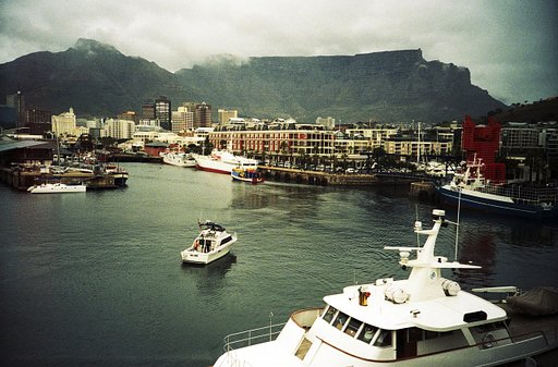 Lomography Day Trips: Cape Town, South Africa